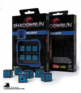 Shadowrun: Spellcaster Dice Set