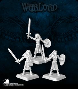 Warlord: Blade Sisters - Blade Sisters Adept Box Set