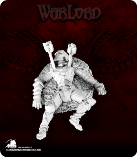 Warlord: Overlords - Overlord Casualty Marker