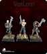 Warlord: Overlords - Bondslaves Grunt Box Set (painted by John Bonnot)