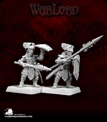 Warlord: Overlords - Onyx Phalanx Adept Box Set
