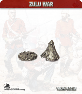 10mm Zulu War: British Bell tents