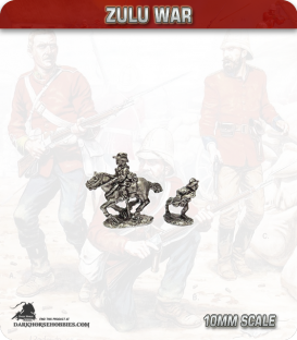 10mm Zulu War: Natal Natives