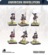 10mm American Revolution: Early Continentals - March Attack