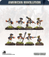 10mm American Revolution: Artillery Crews