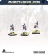10mm American Revolution: British Line Infantry 1768 - March Attack