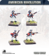 10mm American Revolution: British Line Infantry 1768 - Firing Line