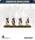 10mm American Revolution: French Fusiliers - Marching