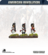 10mm American Revolution: French Grenadiers in Bearskins - Marching