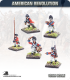 10mm American Revolution: British Line Infantry Command 1768 - March Attack