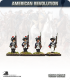 10mm American Revolution: Hessian Musketeers - Standing