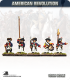 10mm American Revolution: Brunswick Musketeer Command