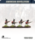 10mm American Revolution: British Cutdown Coats in Round Hats - Charging