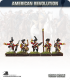 10mm American Revolution: British Cutdown Coats in Round Hats Command - Standing