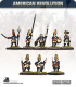 10mm American Revolution: Hessian Grenadiers with Command (Regiment von Rall)