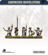 10mm American Revolution: Hessian Musketeer Command