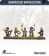 10mm American Revolution: Hessian Fusilier Command