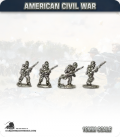 10mm American Civil War: Union Foot - Advancing (type 1)