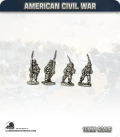 10mm American Civil War: Union Foot - Marching (type 1)