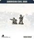 10mm American Civil War: Dismounted Cavalry in Slouch Hat
