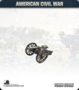10mm American Civil War: 12lb Whitworth Guns