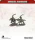 10mm Mongols: Light Cavalry with Sword and Bow