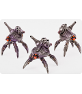 Dropzone Commander: Scourge - Ravager AA Pack (3)