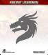 10mm Fantasy Lizardmen: Raptor Riders