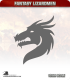 10mm Fantasy Lizardmen: Shamans with Runestone