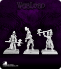 Warlord: Mercenaries - Mercenary Axemen Grunt Box Set