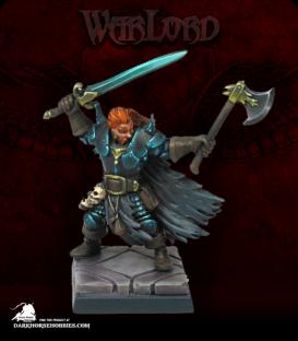 Warlord: Mercenaries - Boris Mingla, Warlord (painted by Grimvar)
