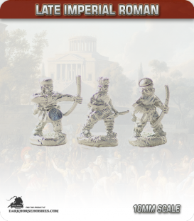 10mm Late Imperial: (Roman) Foot Archers