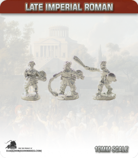 10mm Late Imperial: (Roman) Foot Slingers