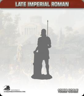10mm Late Imperial: (Roman) Militia