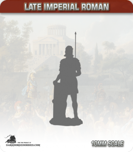 10mm Late Imperial: (Roman) Arthurian Personalities