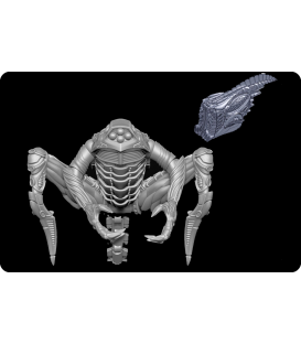 Dropzone Commander: Scourge - Screamer and Raider Heavy Dropship
