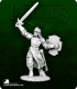 Dark Heaven Legends: Black Legionnaire with Sword