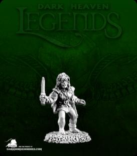 Dark Heaven Legends: Elia Shadowfeet