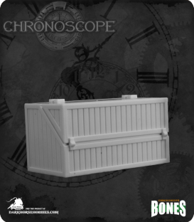 Chronoscope Bones: Weapons Locker