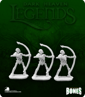 Dark Heaven Legends Bones: Skeletal Archers
