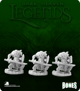 Dark Heaven Legends Bones: Orc Swordsmen