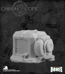 Chronoscope Bones: Starship Generator