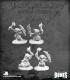 Pathfinder Bones Miniatures: Goblin Pyros Set