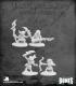 Pathfinder Bones Miniatures: Goblin Warriors Set