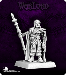 Warlord: Mercenaries - Tallis, Cleric of Ishnar