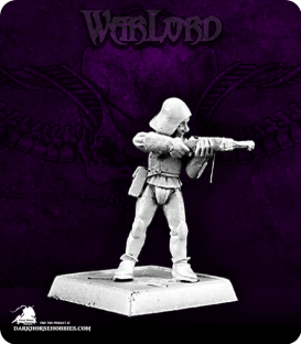 Warlord: Mercenaries - Mercenary Crossbow Adept