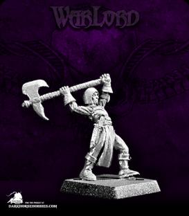Warlord: Mercenaries - Mercenary Axeman Grunt