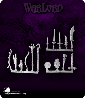 Warlord: Mercenaries - Mercenary Weapons Pack
