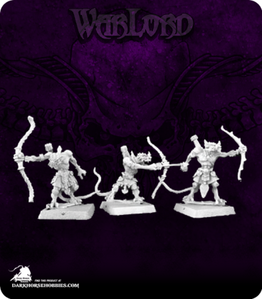 Warlord: Reptus - Reptus Archers Adept Box Set