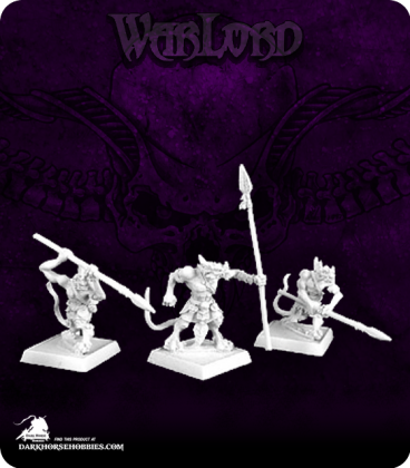 Warlord: Reptus - Clutchlings Grunt Box Set